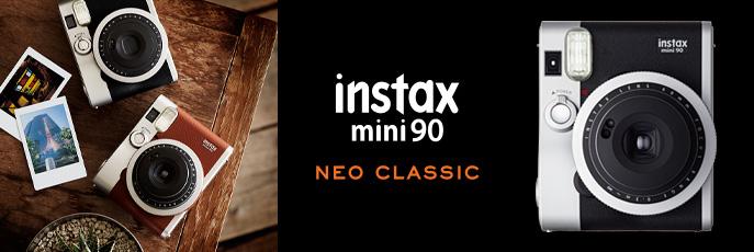 Notre avis sur le Fujifilm Mini 90 Neo Classic: Complet et vintage !