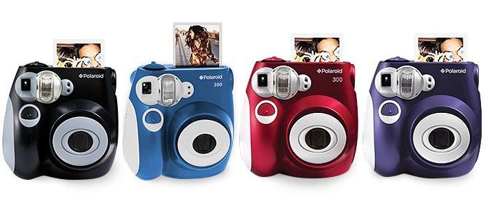 Avis complet sur le Polaroid PIC 300 : Partenariat entre Fujifilm et Polaroid