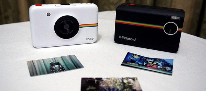 Notre avis sur l'appareil photo hybride Polaroid Z2300