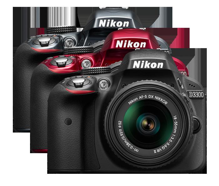 Reflex Nikon D3300