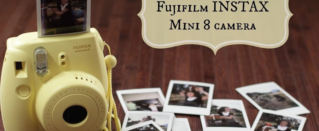 Test / Avis sur l'appareil photo Fujifilm Instax Mini 8
