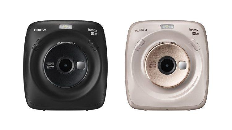 Fujifilm Instax SQUARE SQ20 [Test & Avis] : Le meilleur des appareils hybrides ?